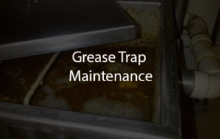 Grease Trap Main