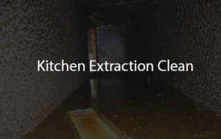 Kitchen Extraction Clean