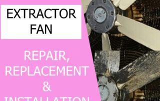 Extractor Fan Post