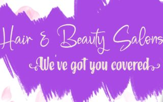 Hair Beauty Spa Salon Hygiene Package Poster